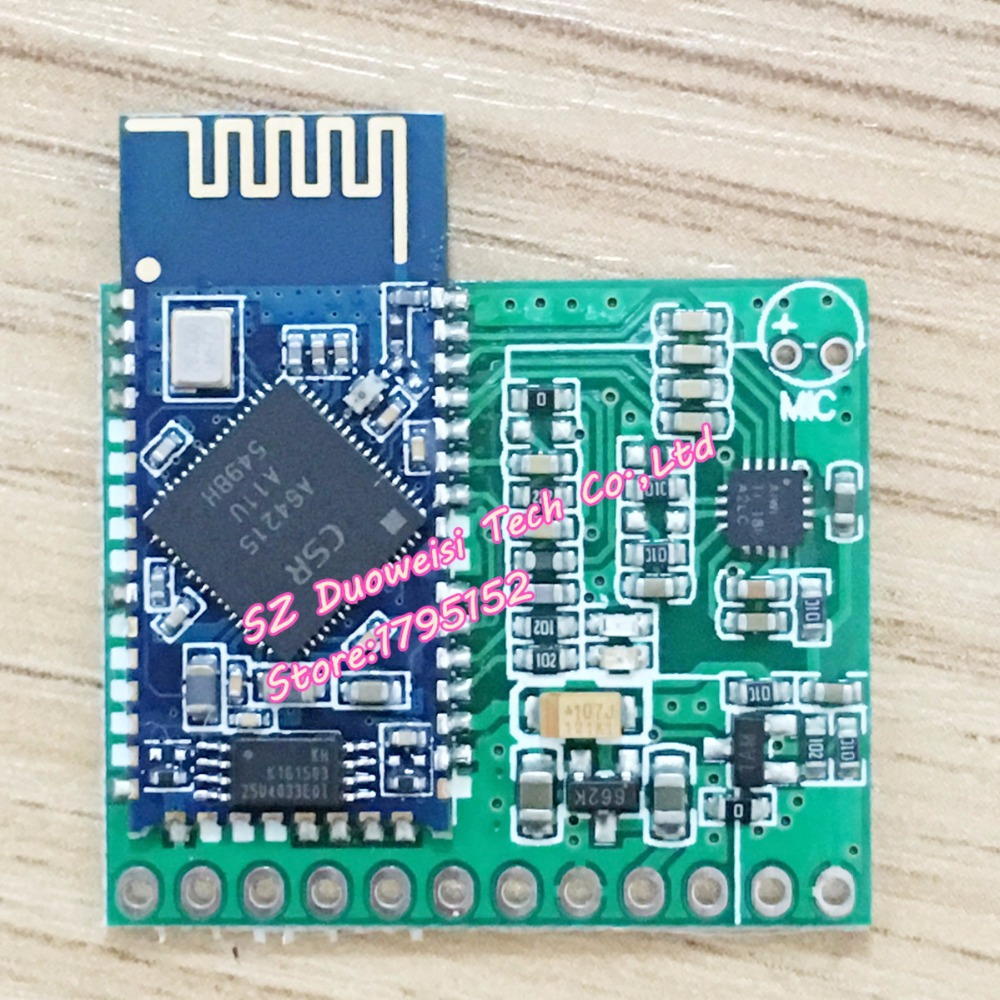 BTA-RX-A4 / CSR Bluetooth 4.0 / 4.2 Audio Receiver Module / aptx / CSRA64215