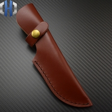 The First Layer Of Leather Knife Set Scabbard Genuine Cowhide Universal Sheath Custom