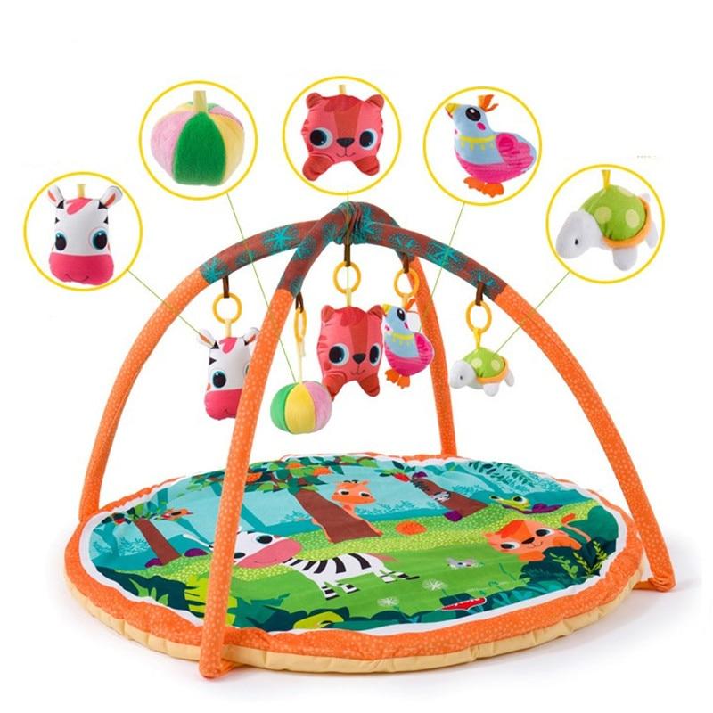 Baby Play Mat Actividad del bebé Pad Gym Educational Play Mats - Juguetes para niños - foto 2