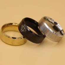 Popular Superman Wedding Ring SetBuy Cheap Superman Wedding Ring