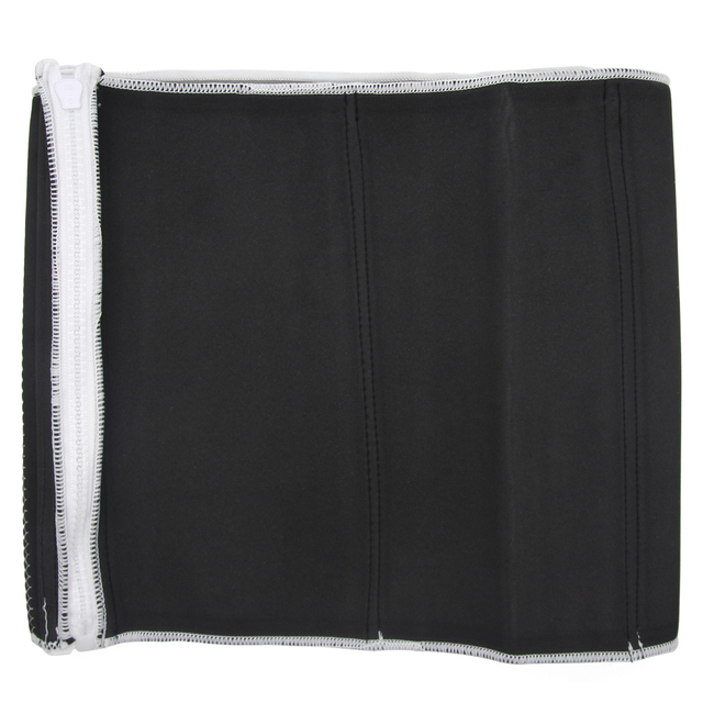 Corsets 5 Zippers Wrap Adjustable Ab Trainer Belt for Back Support Weight Loss Sweat Enhancer Body Slimmer Men Body Shaper 5