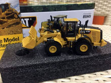 DieCast Masters, caterpillar, cat, 972 M, Wheel Loader, HO Skala, #85949(China)