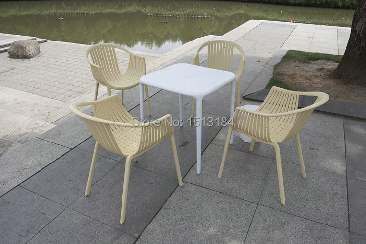 Stacking Plastic Garden Furniture Rattan Style Outdoor Chair In Chairs From On Aliexpress Alibaba Group