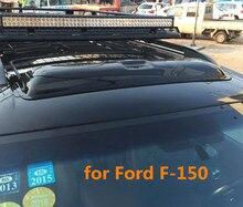 Высокое качество Люк дождь дефлекторы gruard погода shdows Акриловой щиты для Ford F-150 SVT Raptor аксессуары