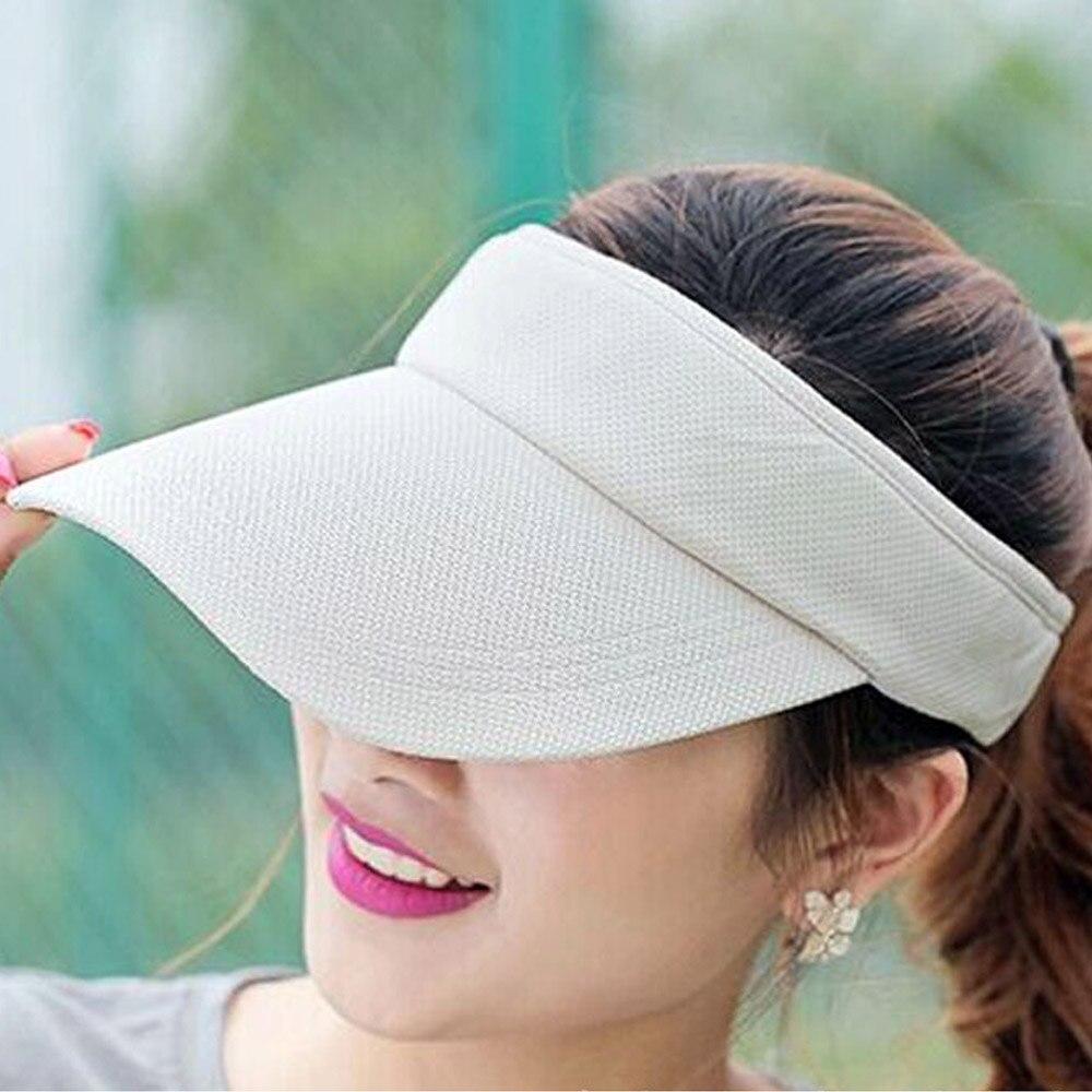 Sonnenhüte 2018 Heiße Frau Sommer Sonnenhüte Leere Top Elastischen Kühle Strand Caps Eltern-kind Freien Schutzhülle Visier Hut