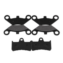 ATV Front 4pcs+Rear 2pcs Semi metallic Brake Pad for CF Moto CF500 500CC 600 600CC X5 X6 X8 U5 UTV Shineary