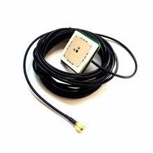 BGL4504 38DB с высоким коэффициентом усиления RTK Антенна gps SMA Мужской кабель 5 м GNSS gps ГЛОНАСС антенна M8T M8P M8N