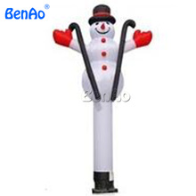 AD039  DHL Free shipping+blower Hot Selling Snowman Inflatable Air Dancer for Sale, Inflatable Snowman/inflatable sky air dancer