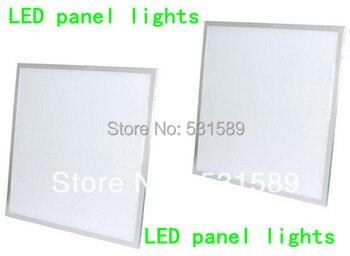 Оптовая продажа 5 шт. Бесплатная доставка 18 Вт 300*300 Квадратные Светодиодные панели AC85-265V для кухни Светодиодные светильники для ванной комна...