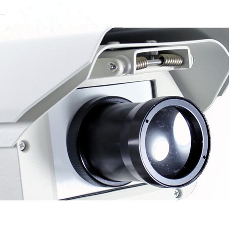 New LED Custom Image Gobo Logo Projector 80W 120W Double Lens With Remote Control Shop Mall Advertising Light