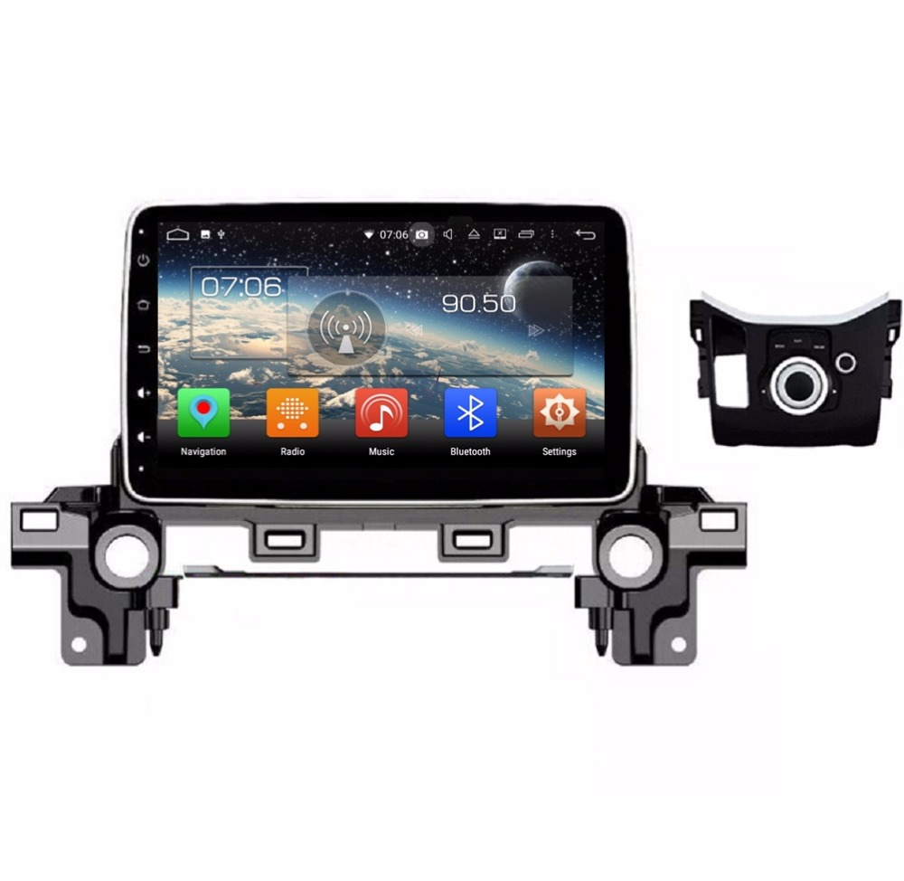 9 Android 8.0 Android 8.1 Car Radio DVD GPS Multimedia Head unit for Mazda CX 5 CX5 2017 Bluetooth WIFI USB Mirror link