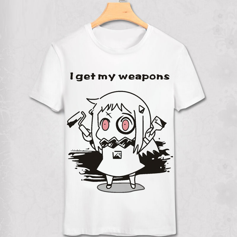 Kantai samling anime T-tröja Unikt party swag anime T-tröja Bro - Herrkläder - Foto 5