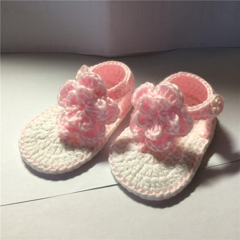 QYFLYXUE- nauja nėrimo kūdikių mergina, kūdikių mergina, apatiniai marškiniai, dovanos vaikams, nėrimo kūdikių batai, 0-12 mėn.
