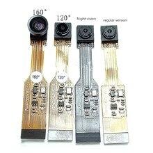 """5 milionów OV5647 Raspberry Pi normalna edycja noktowizyjna edycja szerokokątna kamera typu """"rybie oko"""" Zero"""