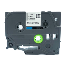20шт TZe231 Совместимость с Brother P-touch маркировочная лента для принтера Tze-231 Tz-231 12 мм черный на белом TZ TZe 231 ламинированные ленты
