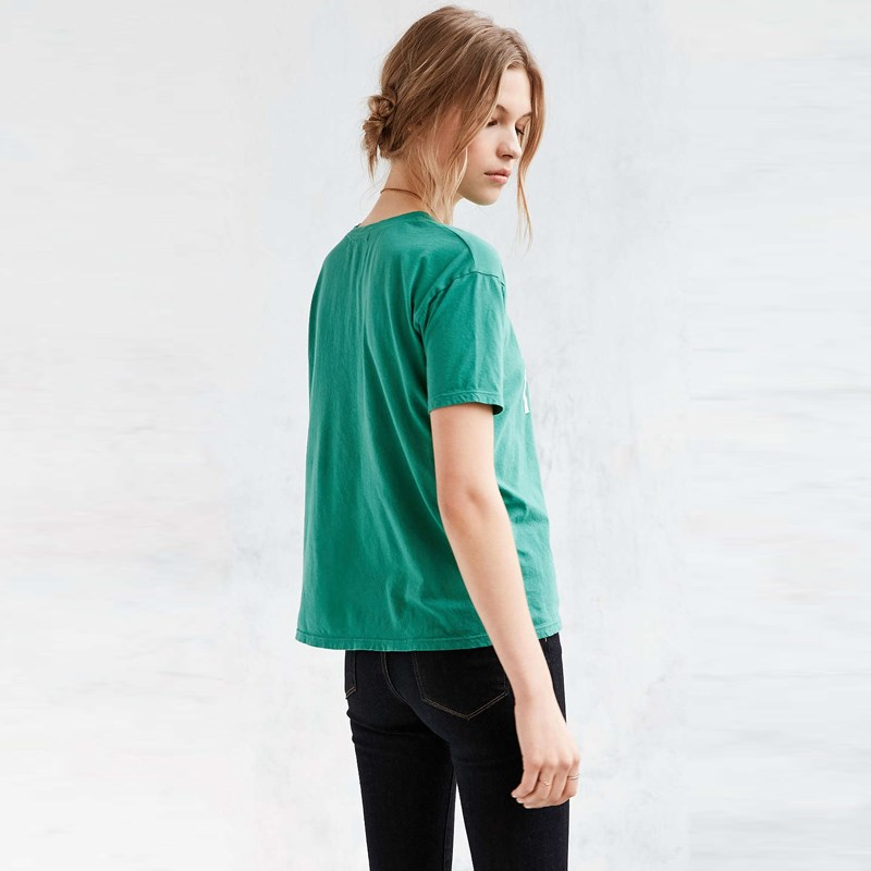 b20a6caa28d Unique 100% Cotton 2018 Streetwear Womens KISS ME I M IRISH T Shirts ...