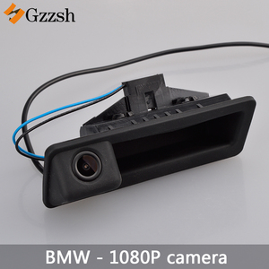Image 1 - 1080P araba HD dikiz kamera BMW X5 X1 X6 E39 E53 E82 E88 E84 E90 E91 E92 e93 E60 E61 E70 E71 E72 yedek bagaj kolu