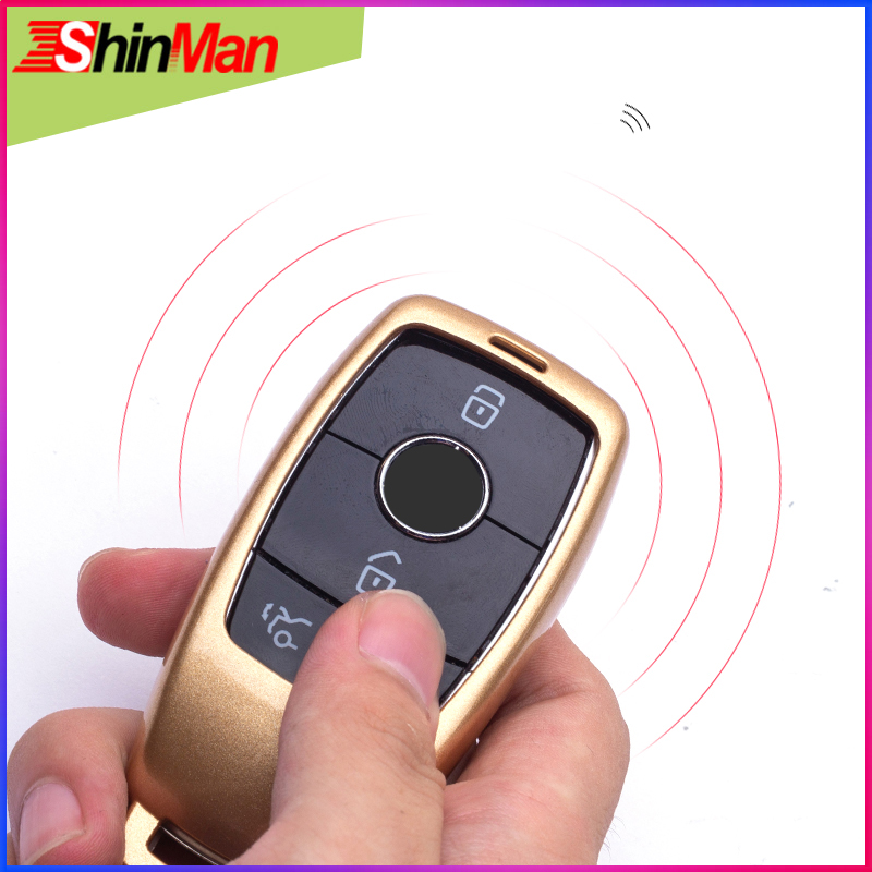 ShinMan ABS Paint Remote Key Case Key Cover Key Shell For
