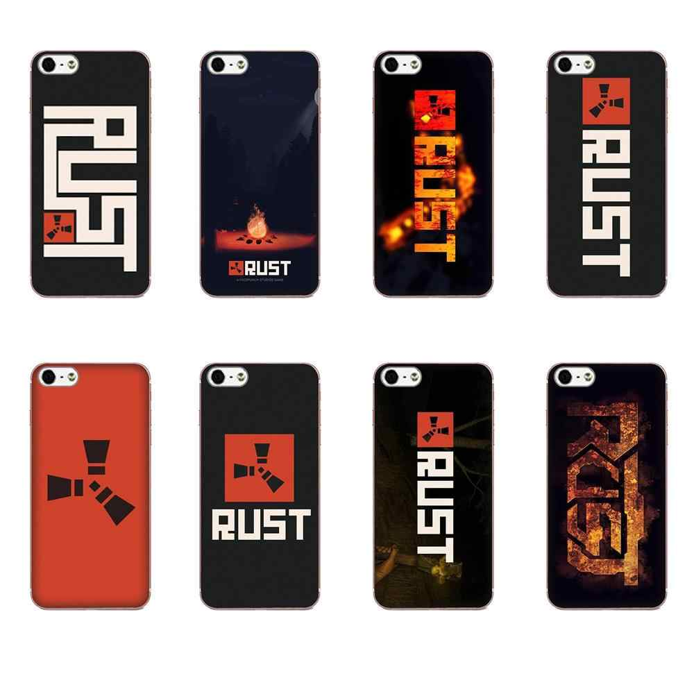 Rust Game For Xiaomi Redmi Mi Note 7 8 9 SE Pro Lite Go Play Top Detailed Popular Cheap Wholesale