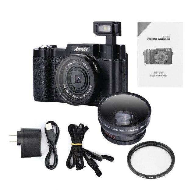 Big Sale Original CDR2 24Mega pixel 1080P HD Mini Digital Camera 4Times Digital Zoom Camera with TFT Display Beauty Self timer Function