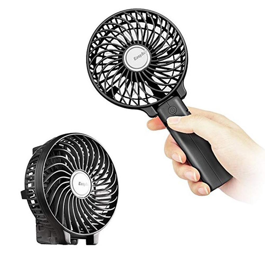 Image 2 - Outdoor Tool Hiking Camping Small USB Handheld Fan Portable Mini Fan Cooler For Summer Office Sports Desk Cooling Desktop Handy-in Outdoor Tools from Sports & Entertainment