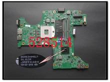 original 063CX9 For Dell Vostro 3300 V3300 Motherboard HM57 integrated DDR3 09902-1 48.4EX02.011 100% Test ok