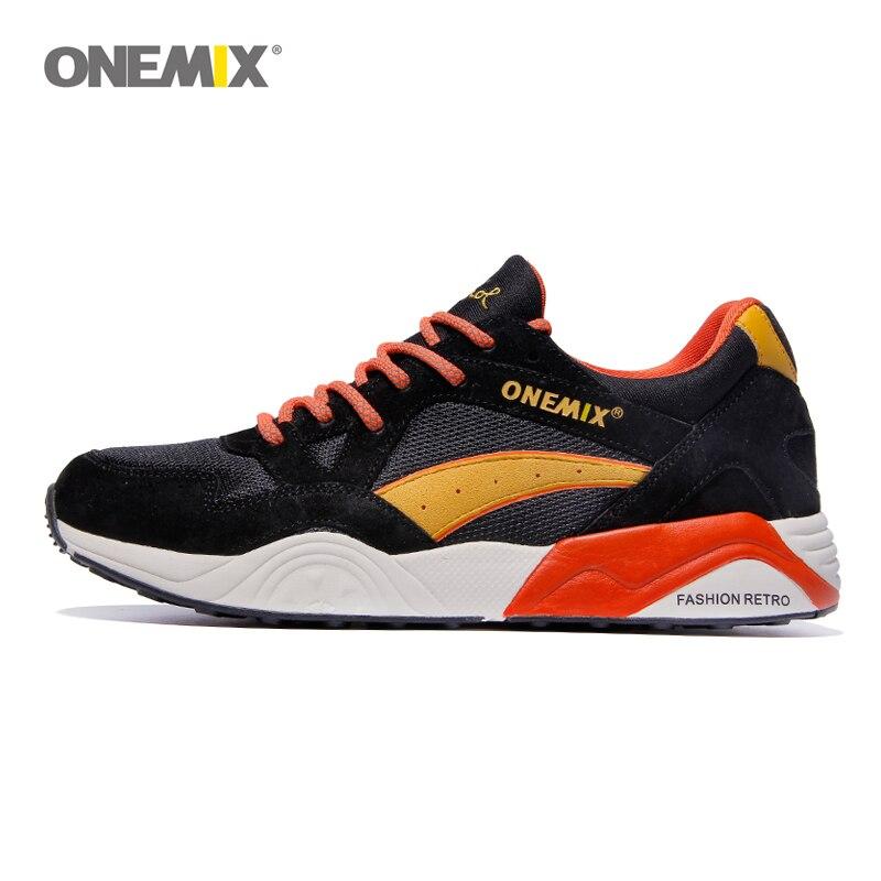ONEMIX retro running shoes men