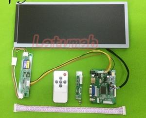 Latumab 12,3 inch LCD display screen Monitor fahrer bord Controller LQ123K1LG03 VS-TY2662-V1 HDMI VGA 2AV für Raspberry Pi 3