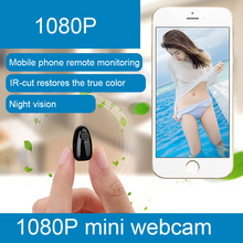 Mini Camera Mobile-Phone Night-Vision Battery-Support Remote Wireless-Wifi 1080P NEW