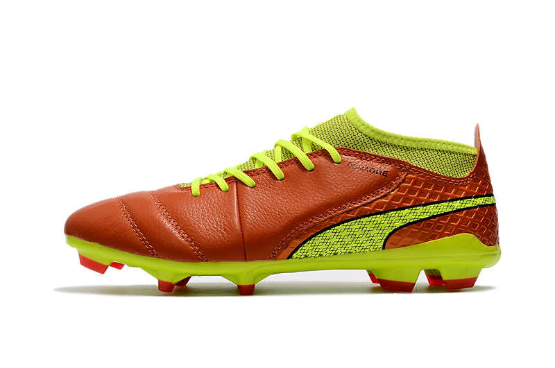 ... 2018 Puma Men s One 17.3 Fg Soccer Shoe Soccer Sneakers Football Shoes  Cheap Soccer Boots Outdoor ... 082810537