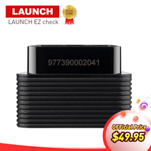 LAUNCH Golo EZcheck Bluetooth OBD2 16Pin interface work on Android/IOS Automotive Scanner Diagnostic tool