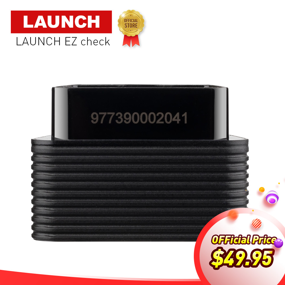 LAUNCH Golo EZcheck Bluetooth OBD2 16Pin interface work on Android/IOS Automotive Scanner Diagnostic tool launch easydiag 2 0 plus automotive obd2 diagnostic tool obdii bluetooth adapter scanner for ios android