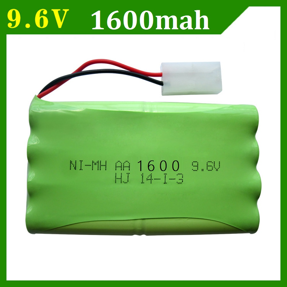 9.6V 1400mah,1600mah,2400mAh Remote Control toy electric lighting lighting security facilities AA battery Ni-MH battery group