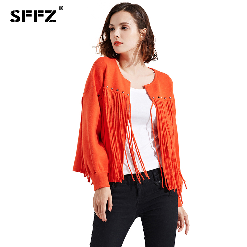 Lady Tricoté Cardigans Avec Sffz Tops Blue orange Chandails navy Point Gland Ouvrir Couleur Femmes Casual deep 17139 Black Mince Mode Solide Blouse Khaki x0q0Y84w