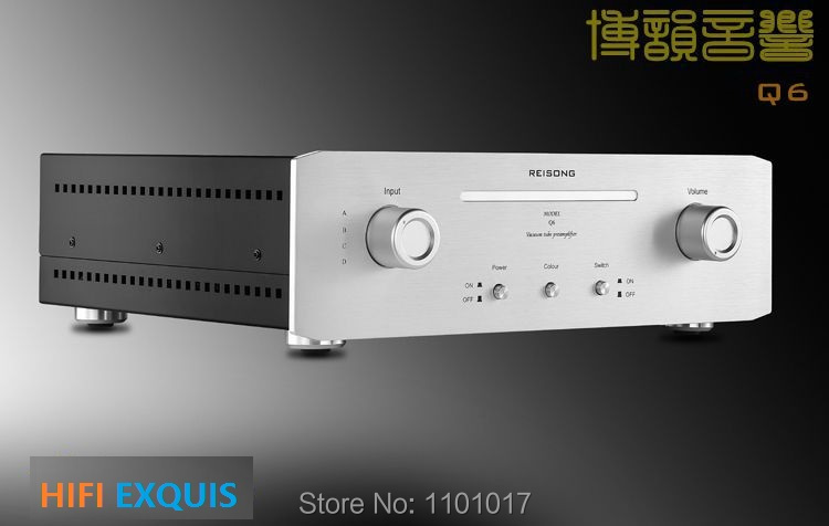 Pre-amp Reisong EXQUIS BYM7