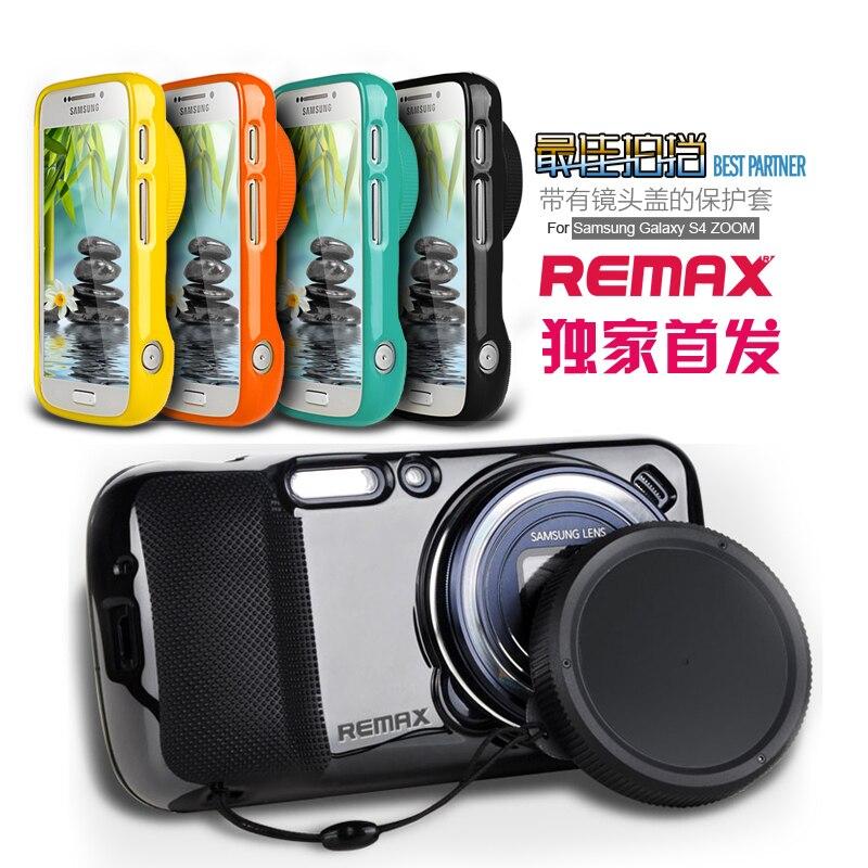 Для Samsung Galaxy S4 <font><b>ZOOM</b></font> C101 мягкой силиконовой резины назад чехол для телефона + Объективы для фотоаппаратов крышка известная марка Роскошный чехол&#8230;
