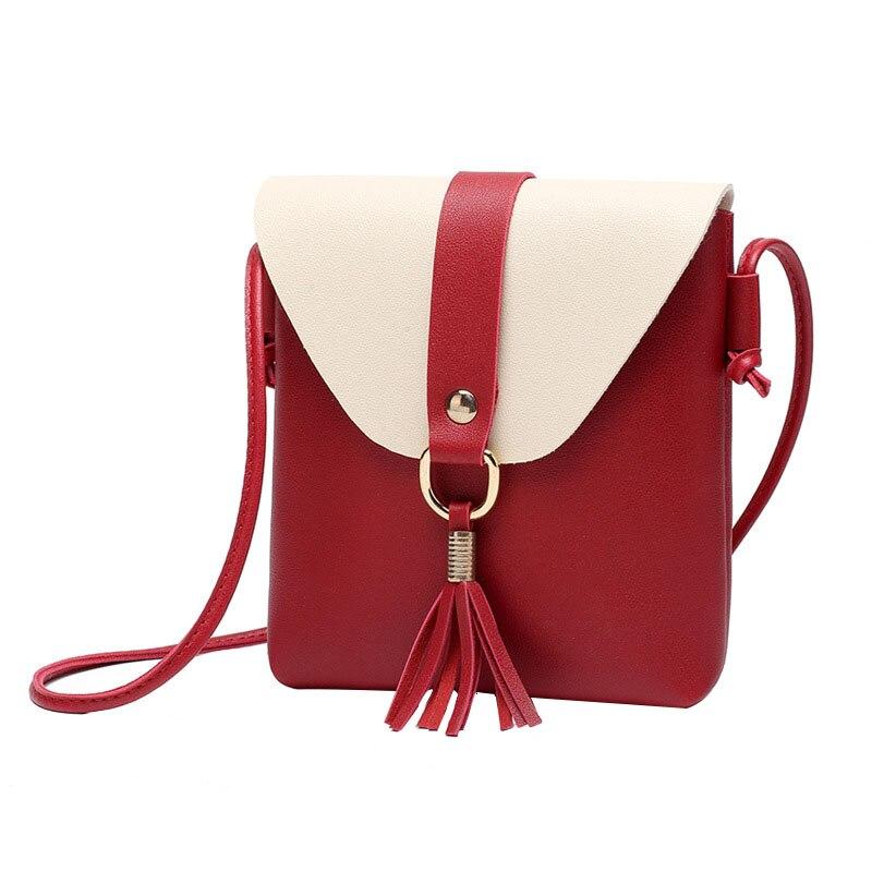 New 2019 Fashion Women Tassel Mini Bag Trend Ins Popular Women Messenger Bags Handbags Shoulder Bag Gifts