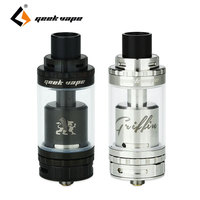 Original GeekVape Griffin 25 Plus RTA Atomzier 5ml Capacity RDTA Juice Flow Top And Bottom Airflow