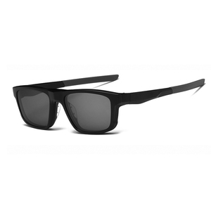Image 3 - מחזה מסגרת גברים נשים עם 4 חתיכה קליפ על משקפי שמש מקוטבות מגנטי משקפיים זכר קוצר ראייה מחשב אופטי