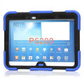 Silicon Super Case Cover For Samsung GALAXY Tab 3 10.1 P5200 P5210 Water Dirt Shock Proof Multifunction Stand Cover