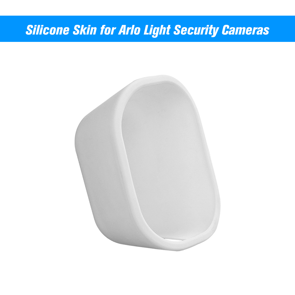 1/2/3 Pack Silicone Skin for Arlo Light Security Cameras
