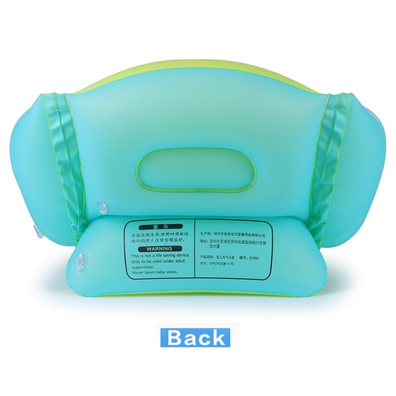 New Baby Inflatable Bathtub Swimming Float Safety Bath Tub Swim ...