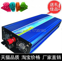 Onduleur solaire High Efficiency Off Grid Solar Inverter 2500W Pure Sine Wave Solar Inverter DC 12V/24V to AC 110V/220V