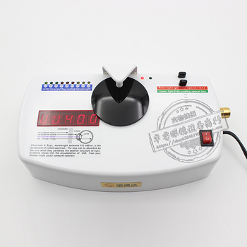 UV tester lens tester ultraviolet tester Lens testing equipment UV (UV400 tester) CP-13B wavelength can be adjusted