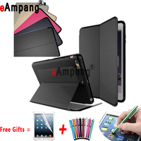 Auto Sleep Awake Smart Case For Apple IPad Air 2 Cover Case Silicon Shockproof Back Stand
