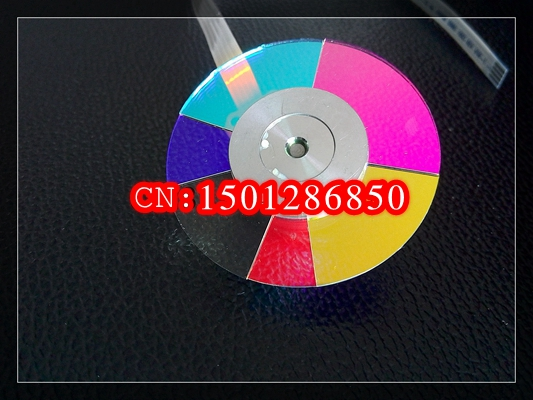 6 Segmento 40 Mm font b Projector b font Color Wheel for Benq MP624 font b