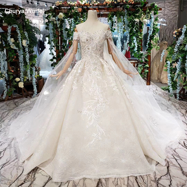 0da01f1d9e9 HTL404 princess wedding dresses boho off shoulder sleeves shawl lace up  back beach bridal dress gown vestido de noiva princesa
