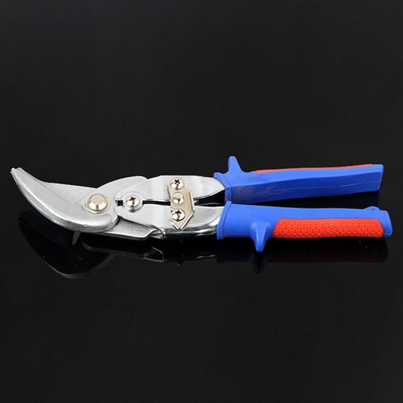 "UNeefull 10"" Tin Sheet Metal Snip aviation scissor iron plate cut shear household tool industrial industry work Cutting Tools"