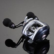 Battlesea 10+1BB Baitcasting Fishing Reel 6.3:1 Bait Casting Reels Left / Right Hand Reel with One Way Clutch Fish Pesca Reel