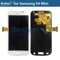 LCD Display For Samsung Galaxy S4 Mini LCD Screen for Samsung S4 Mini i9190 i9195 LCD Assembly Touch Screen Digitizer Tested Top